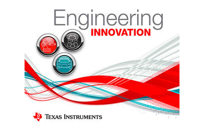 Exhibitor novelties Texas Instruments Deutschland GmbH